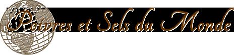 Poivres et Sels du Monde logo