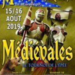 MES ESCALES GOURMANDES 2019